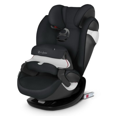 Cybex Pallas M-Fix Gold Isofix, Collection 2018 - Lavastone Black