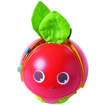 TINY LOVE Explore & Play Apple Spielball mit Motorikfunktionen