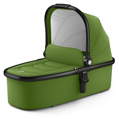 kiddy Evostar 1 Carrycot, Collection 2018 - Cactus Green