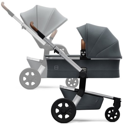 Joolz Hub Earth Kombiwagen - Hippo Grey