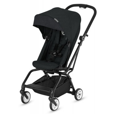 Cybex Eezy S Twist Gold, Collection 2018 - Lavastone Black