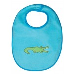 L�ssig Bib Medium L�tzchen 6-24 Monate - Crocodile Granny - 2013