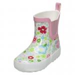 Playshoes Gummistiefel Blumen - Gr��e: 23
