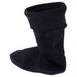 Playshoes Fleece-Stiefel-Socke (Gr��e: 18/19)