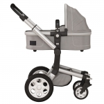Joolz Day II Multifunction-Stroller Set - SILBER / SILBER - 2014