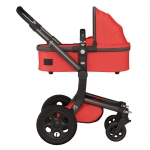 Joolz Day II Multifunction-Stroller Set - ROT / SCHWARZ - 2014