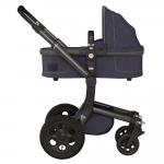 Joolz Day II Multifunction-Stroller Set - JEANS / SCHWARZ - 2014