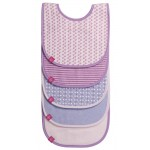 L�ssig L�tzchen / Bib Value Pack - Patterned Girls (5 Stk.)