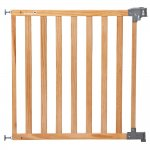 Safety1st T�rschutzgitter Simply Pressure Standard Holz 77,8 bis 82 cm