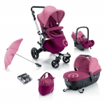 Concord Neo Travel-Set - PINK - 2013