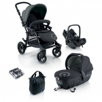 Concord Fusion Travel-Set - BLACK - 2013
