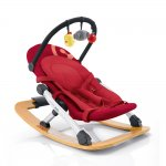 Concord Rio Babywippe inkl. Spielb�gel - RED - 2013