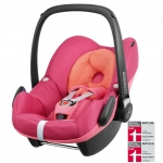 Maxi Cosi Pebble - SPICY PINK - 2013