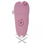 Puckababy The Original Piep Sleeping Bag - ROSE PINK - 2013