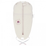 Puckababy The Original Mini Sleeping Bag - ECRU STAR - 2013
