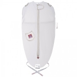 Puckababy The Original Mini Sleeping Bag - WHITE SILVER - 2013