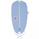 Puckababy The Original Mini Sleeping Bag - BLUE GREY - 2013