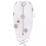 Puckababy The Original Mini Sleeping Bag Special - TEDDY WHITE / WINTER - 2013