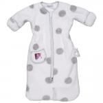 Puckababy The Bag Newborn Sleeping Bag - TEDDY WHITE - 2013