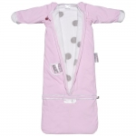 Puckababy The Bag 4 Seasons Sleeping Bag - BABY ROSE - 2013