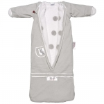 Puckababy The Bag 4 Seasons Sleeping Bag - GREY UNI - 2013