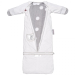 Puckababy The Bag 4 Seasons Sleeping Bag - WHITE STAR - 2013