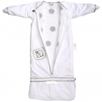 Puckababy The Bag 4 Seasons Sleeping Bag - WHITE WHITE - 2013