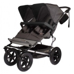 Mountain Buggy Duo - BLACK - 2015