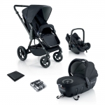 Concord Wanderer Travel Set - BLACK - 2013