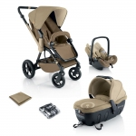 Concord Wanderer Travel Set - BEIGE - 2013