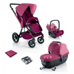Concord Wanderer Travel Set - PINK - 2013