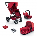Concord Wanderer Mobility Set - RED - 2013