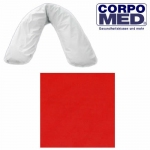 Corpomed Nursing and Bedding Cushion Maxi plain color- 63 Uni Rot