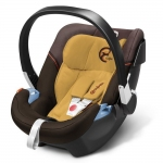Cybex Aton 3 - CANDIED NUTS BROWN - 2013