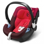 Cybex Aton 3 - POPPY RED - 2013