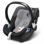 Cybex Aton 3 - ROCKY MOUNTAIN GREY - 2013