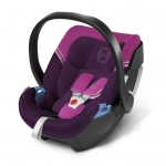 Cybex Aton 3 Gold Line - LOLLIPOP / PURPLE - 2014