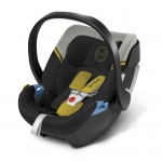 Cybex Aton 3 Gold Line - OYSTER / LIGHT GREY - 2014