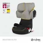 Cybex Solution X2-Fix Gold Line - OYSTER / LIGHT GREY - 2014