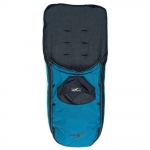 TFK Fleece Footmuff universal for all TFK models - OZEANBLAU / OCEANBLUE - 2014
