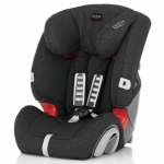 Britax / R�mer Evolva 123 plus - BLACK THUNDER - 2014