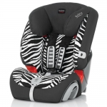 Britax / R�mer Evolva 123 plus - SMART ZEBRA - 2014
