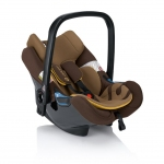 Concord Air.Safe Carseat - COCONUT BROWN - 2014
