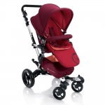 Concord Neo Buggy - LAVA RED - 2014