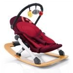Concord Rio Babywippe inkl. Spielb�gel - LAVA RED - 2014