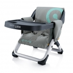 Concord Lima Travel Highchair - SHADOW GREY - 2014