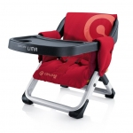 Concord Lima Travel Highchair - LAVA RED - 2014