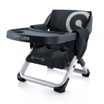 Concord Lima Travel Highchair - PHANTOM BLACK - 2014