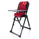 Concord Spin Highchair - LAVA RED - 2014