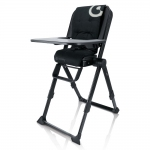 Concord Spin Highchair - PHANTOM BLACK - 2014